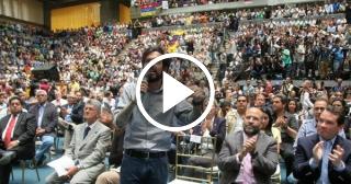 Opositores arremeten contra Nicolás Maduro tras la retirada de la OEA