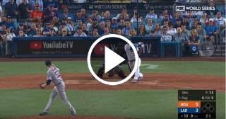 Puig la desaparece, pero Dodgers pierden el primero