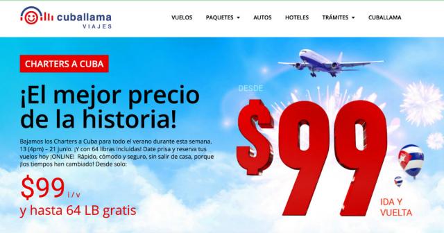 El envío de paquetes a Cuba en 24 horas que está triunfando