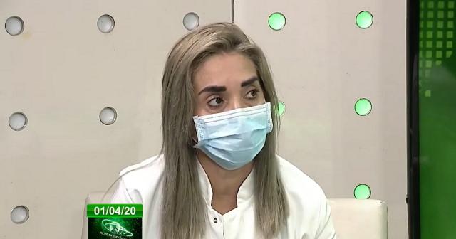 """""""Los diabéticos deberían tener más cuidado"""", dice doctora cubana sobre coronavirus"""