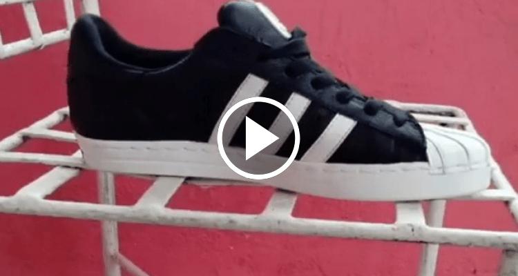 "Adidas ""Made in Cuba"""