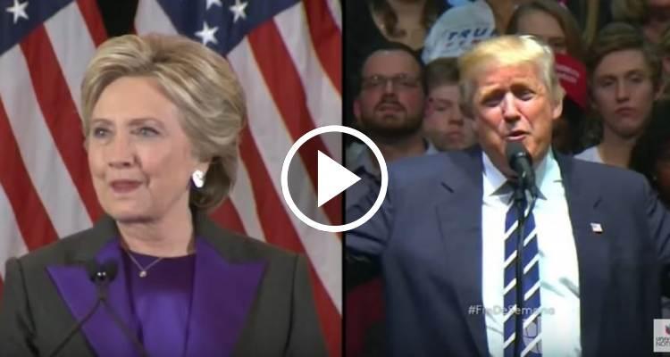 """Trump califica de """"ridículo"""" reporte de la CIA que asegura Rusia """"hackeó elecciones en EEUU"""""""