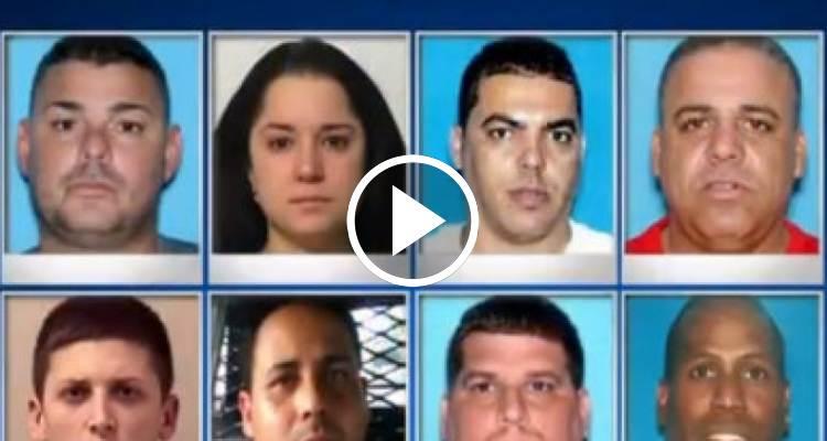 Varios cubanos arrestados en Colorado por robar datos de tarjetas de crédito en gasolineras