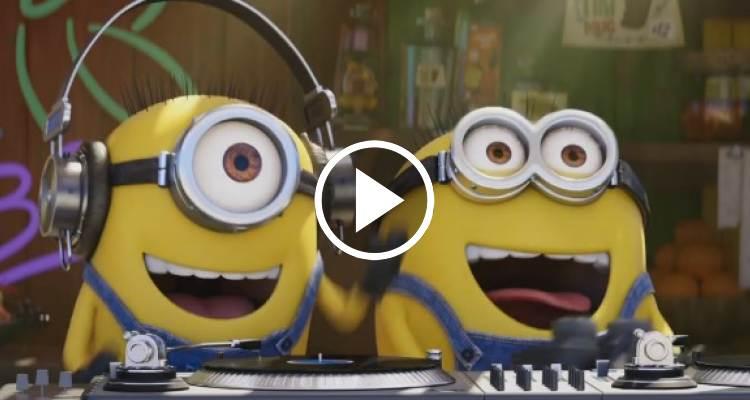 (Tráiler) Vuelven los Minions en la nueva película Gru, mi