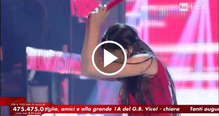 Espectacular: Ana Karla Suarez - Bailando - Capodanno 2015 ...