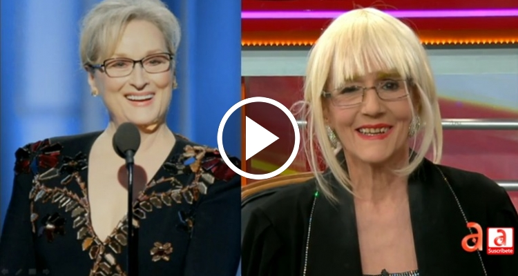 HUMOR: Habla la hermana gemela de Hialeah de Meryl Streep