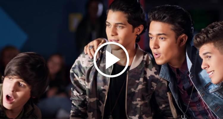 CNCO - Reggaetón Lento ft. Zion & Lennox
