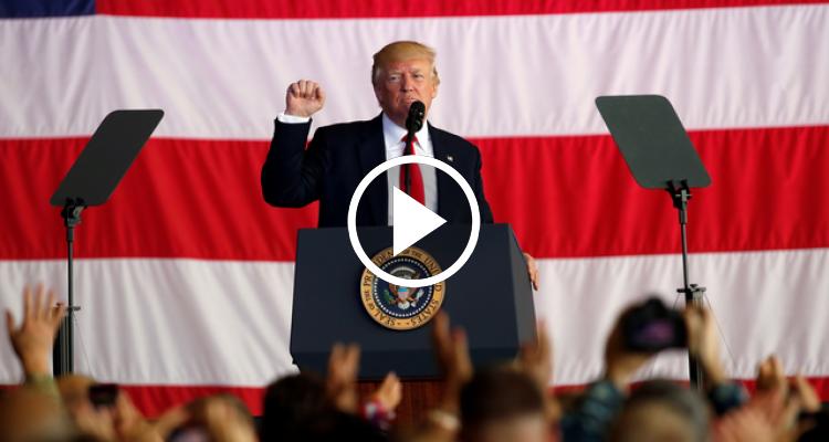 EN DIRECTO: Donald Trump anuncia la nueva política de EE.UU. hacia Cuba