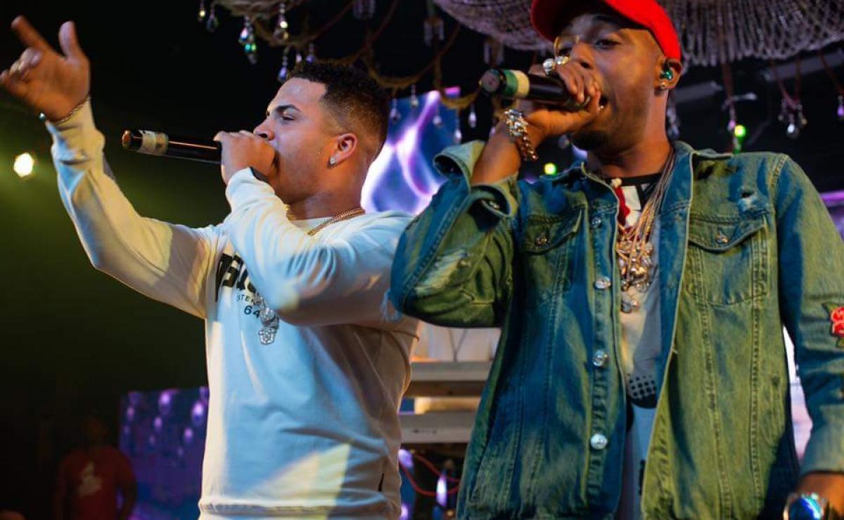 Yomil y El Dany cierran por capacidad en el lanzamiento de su disco MUG (FOTOS)