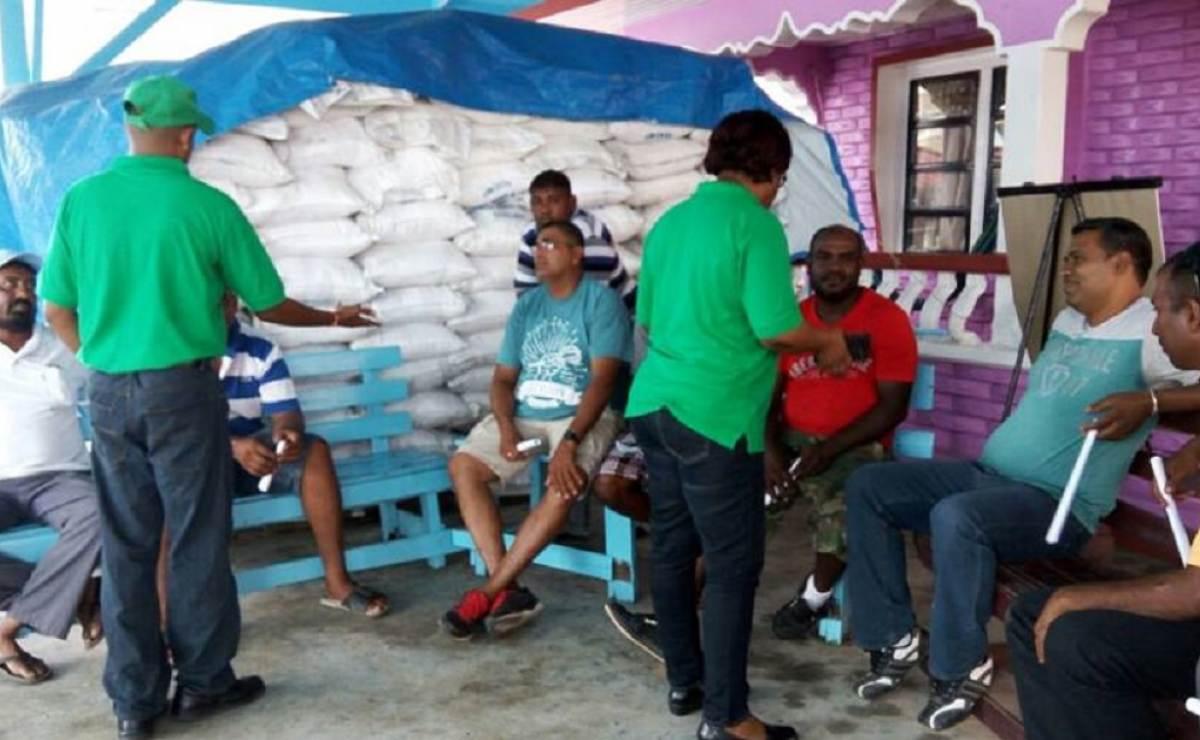 Cargamento de arroz procedente de Guyana llegará a Cuba en septiembre