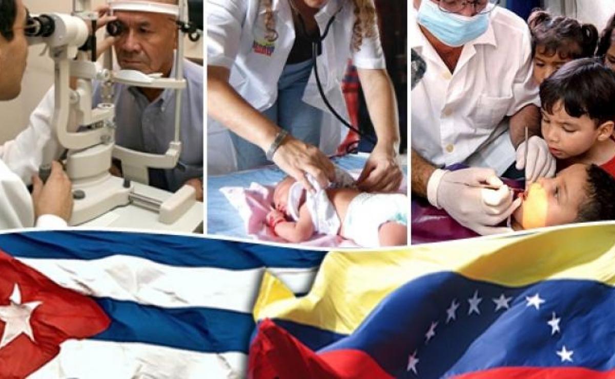 Cuba comenzará a retirar sus profesionales de Venezuela
