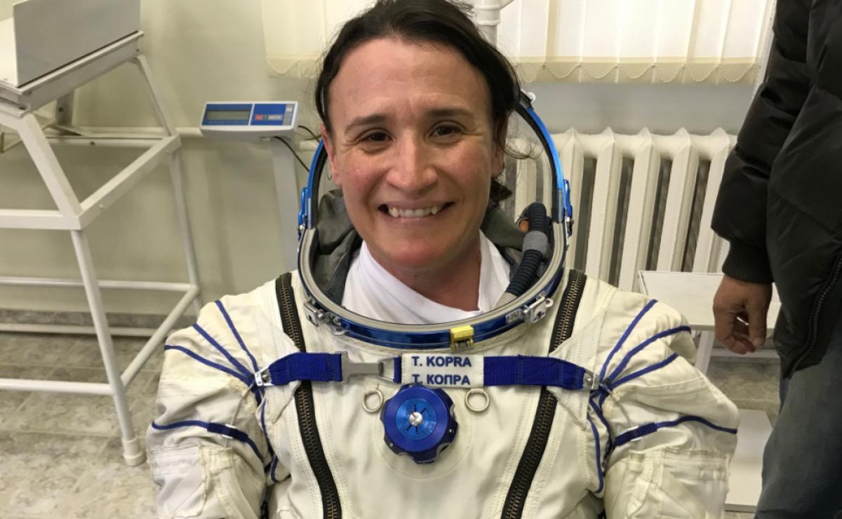 Sin explicación, la NASA retira a astronauta negra de misión espacial