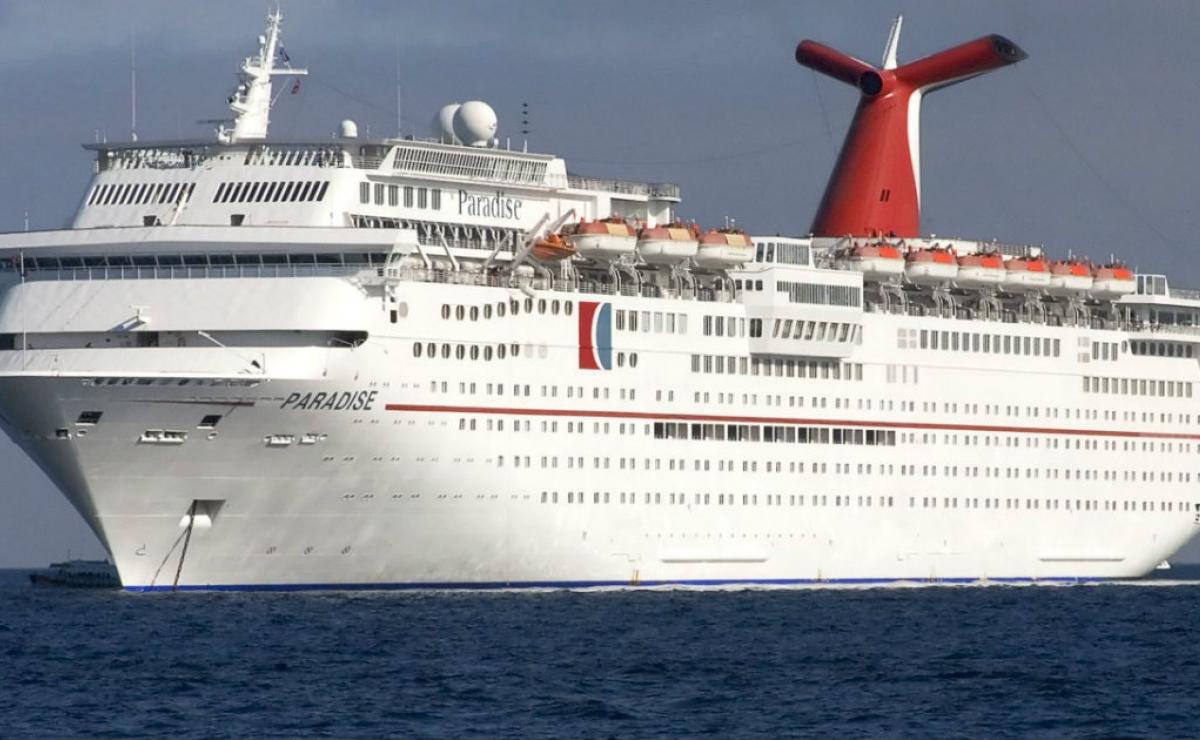 En junio arribará a Cuba el mayor crucero estadounidense de su historia