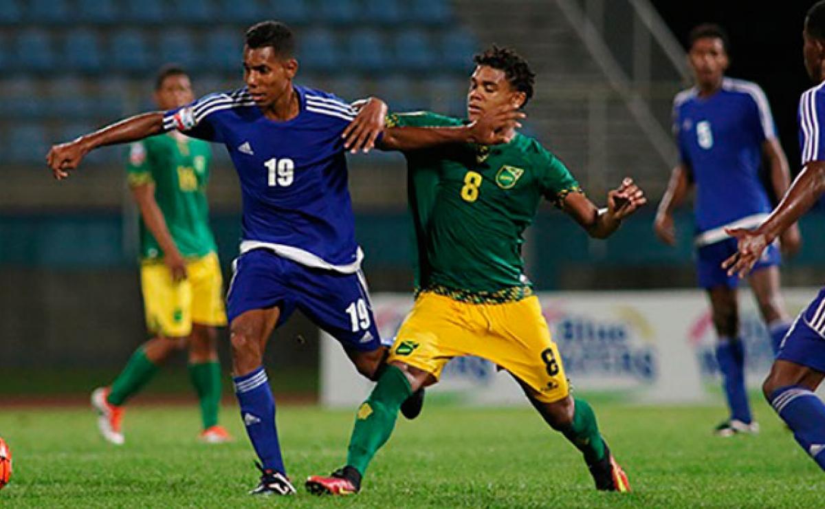 Cuba cae ante Panamá en choque preparatorio para el premundial de fútbol sub-17