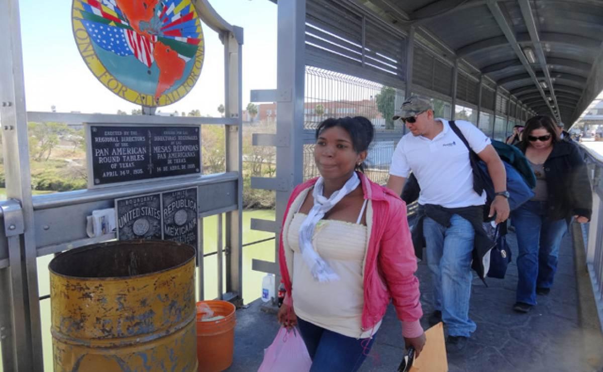 Más de 200 cubanos se establecen legalmente en Tamaulipas, México
