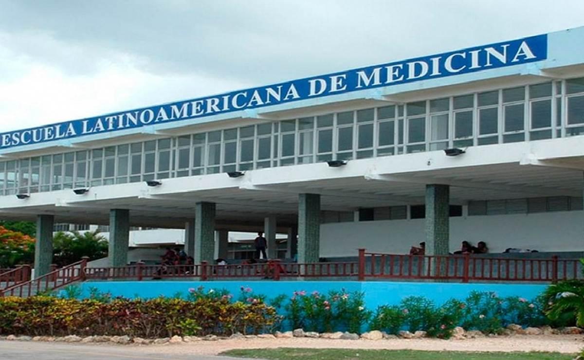Resultado de imagen de ELAM estudiar medicina en cuba