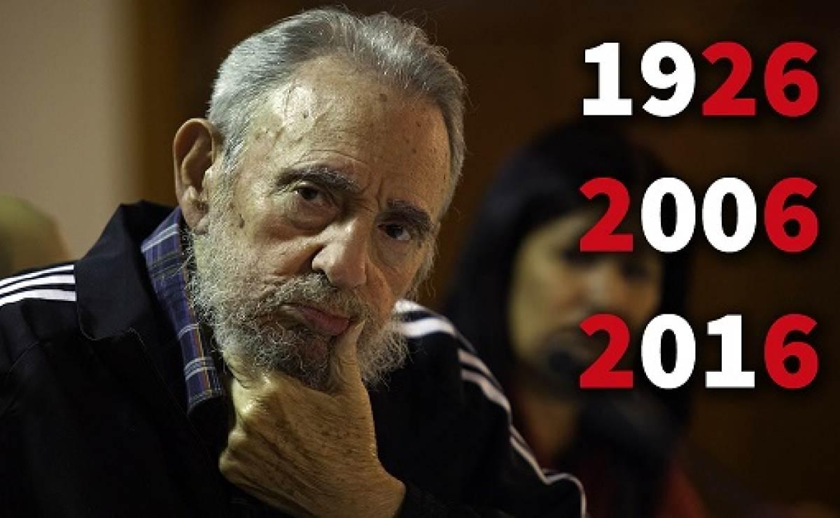 El número que marcó la vida y la muerte de Fidel Castro