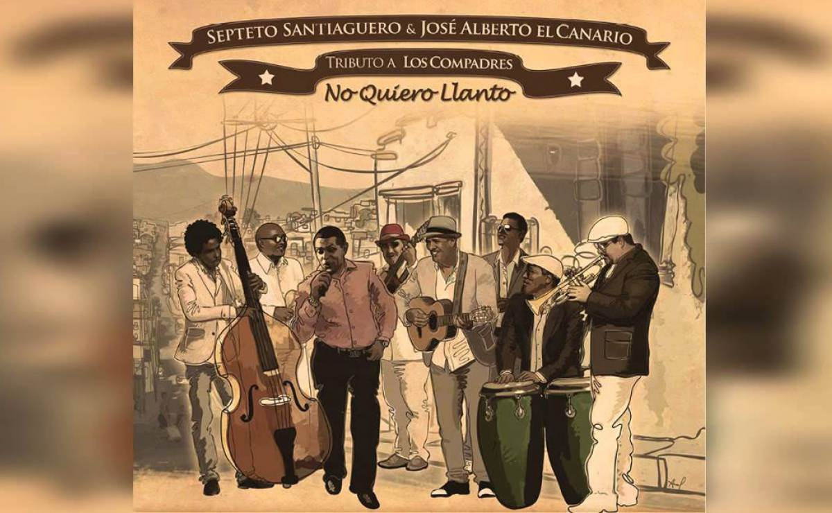 Image result for septeto santiaguero no quiero llanto