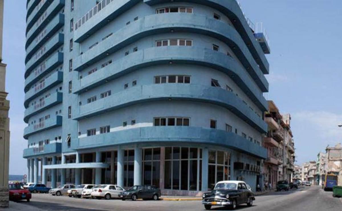 Grupo hotelero St Giles, con sede en Londres, adquiere el Hotel Deauville de La Habana