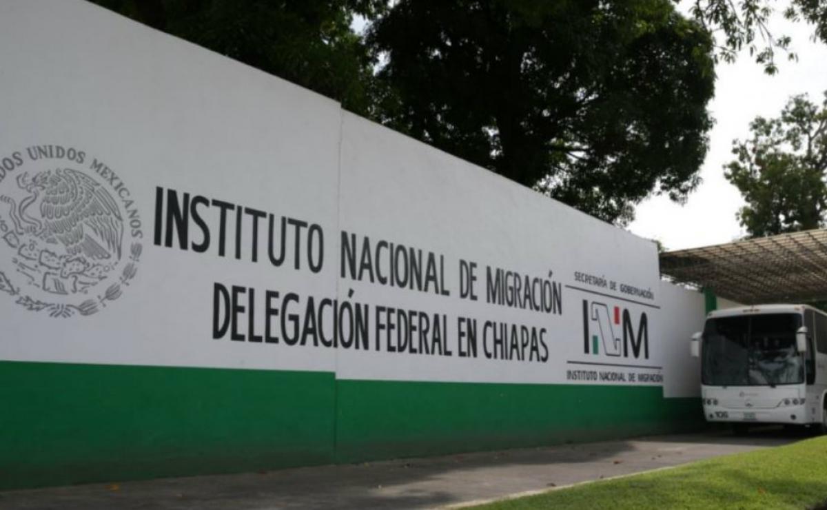 Alrededor de 350 migrantes cubanos retenidos en México temen su deportación