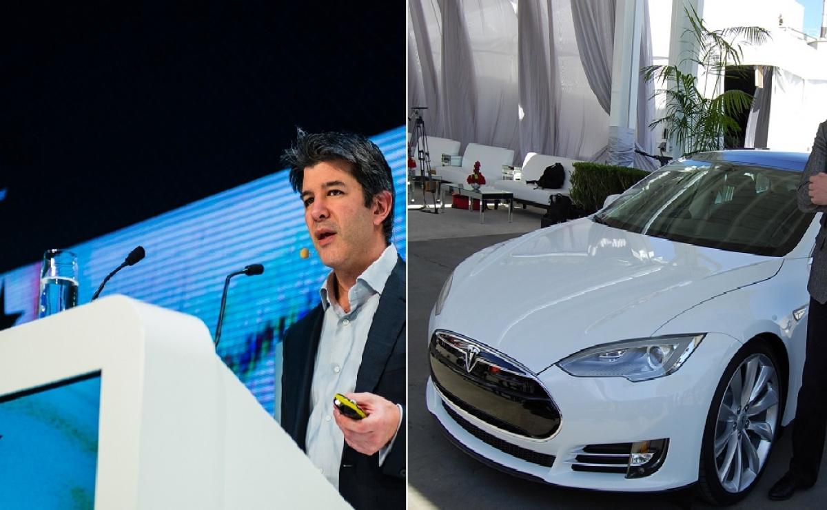 """Incorporación de CEO's de Tesla y Uber al """"equipo económico de Trump"""" ¿una buena señal?"""