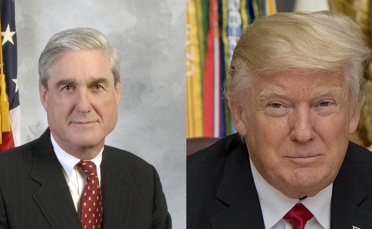 Fiscal especial busca interrogar a Trump