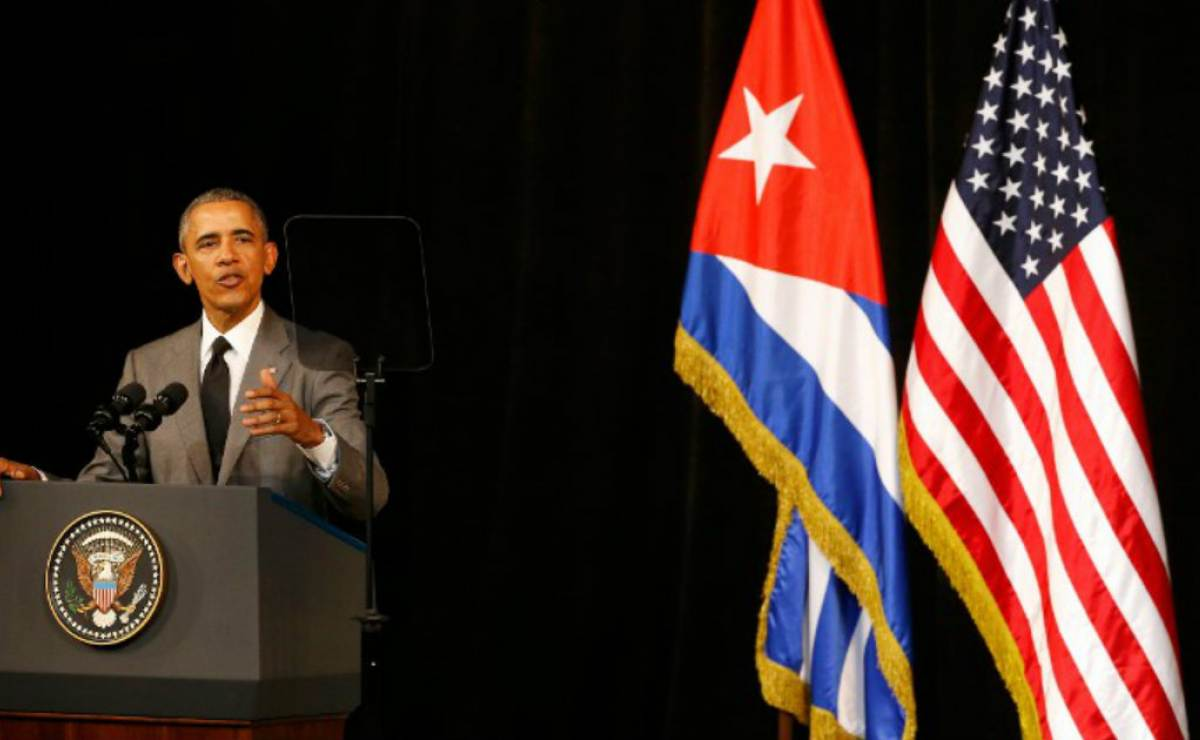 Discurso de Obama en Cuba (TEXTO COMPLETO)