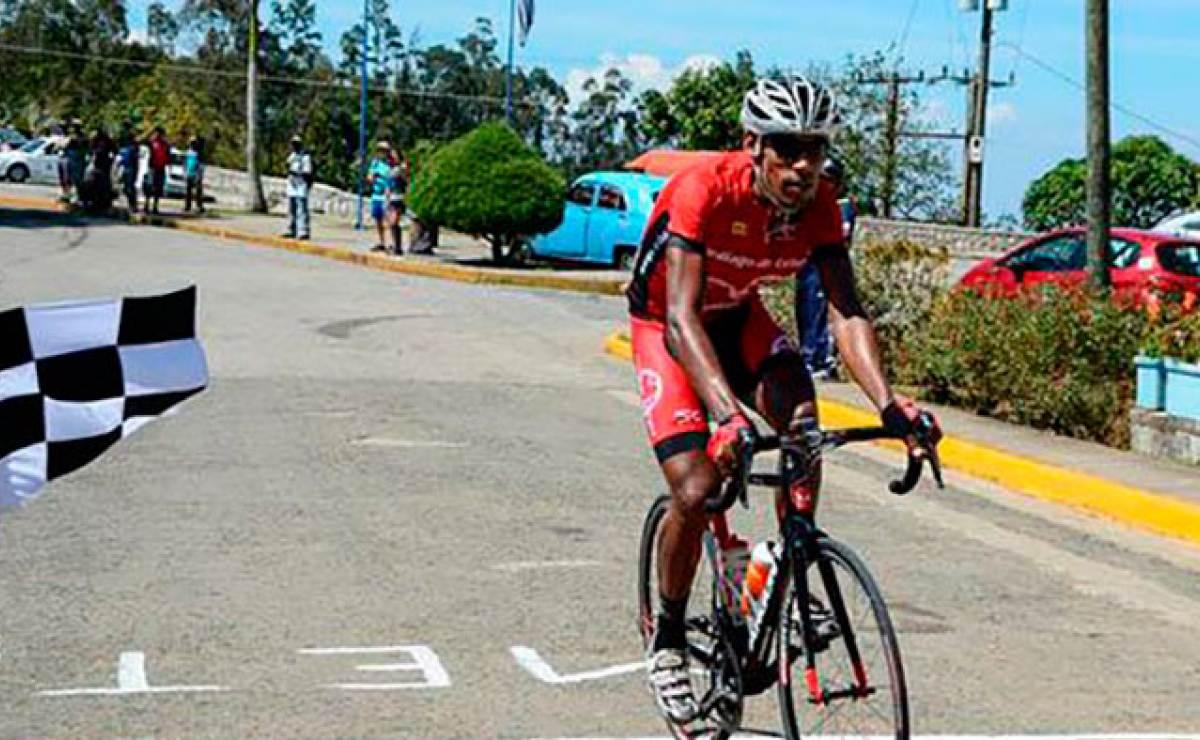 Pedro Portuondo domina segunda etapa del IV Clásico cubano de Ciclismo