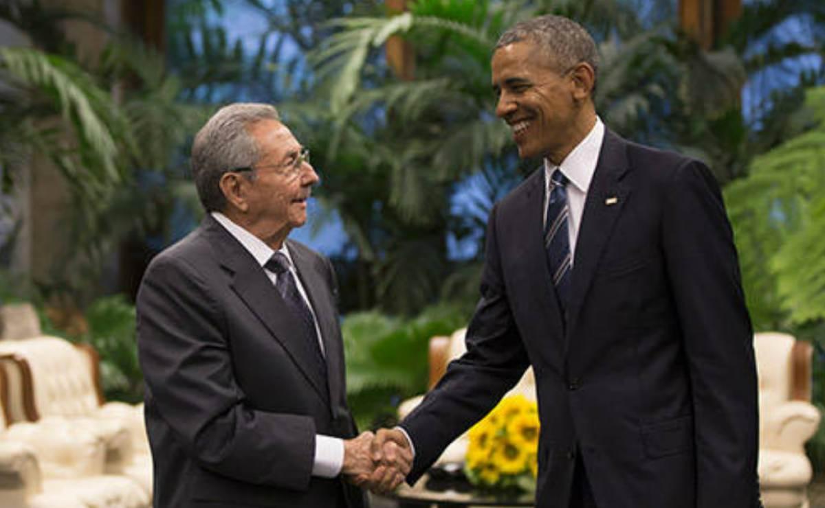 Raúl Castro envió regalos a Obama valorados en $5000