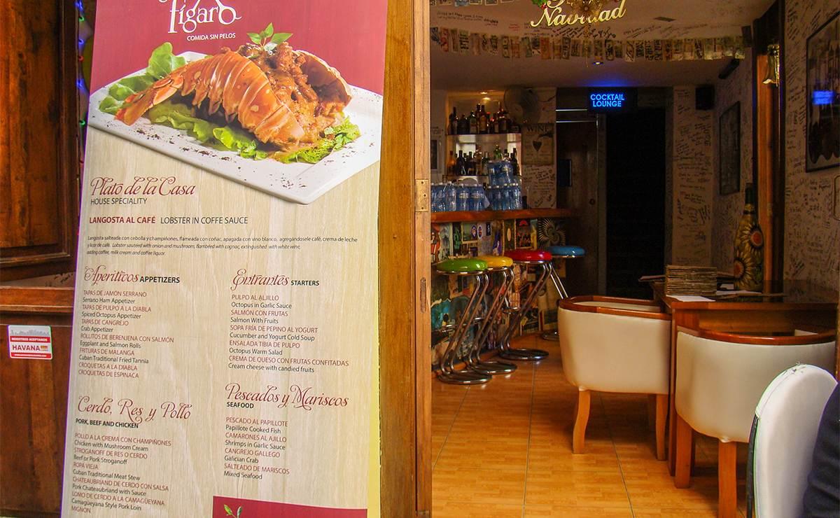 Cuba paraliza entrega de licencias a restaurantes privados y alquileres turísticos