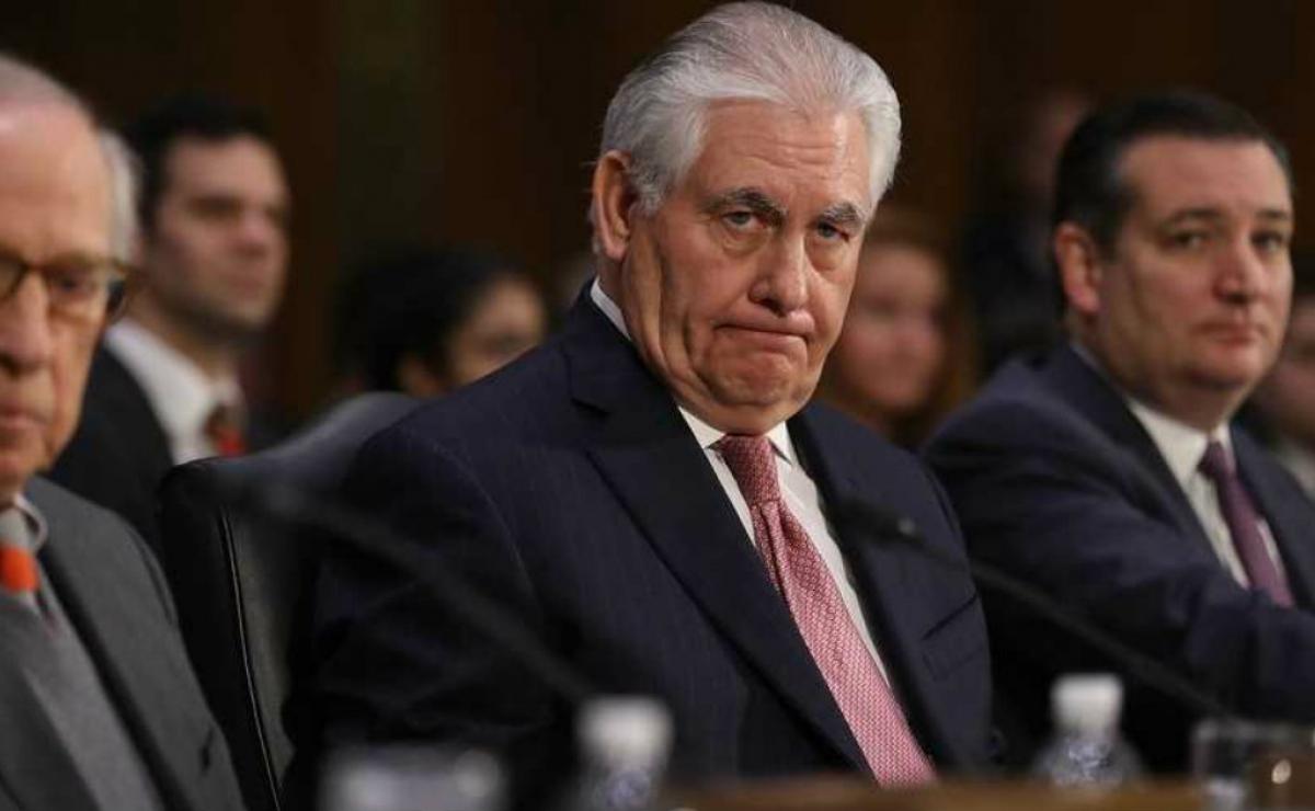 """Rex Tillerson afirma que EE.UU. debe """"forzar"""" a Cuba a mejorar los derechos humanos"""