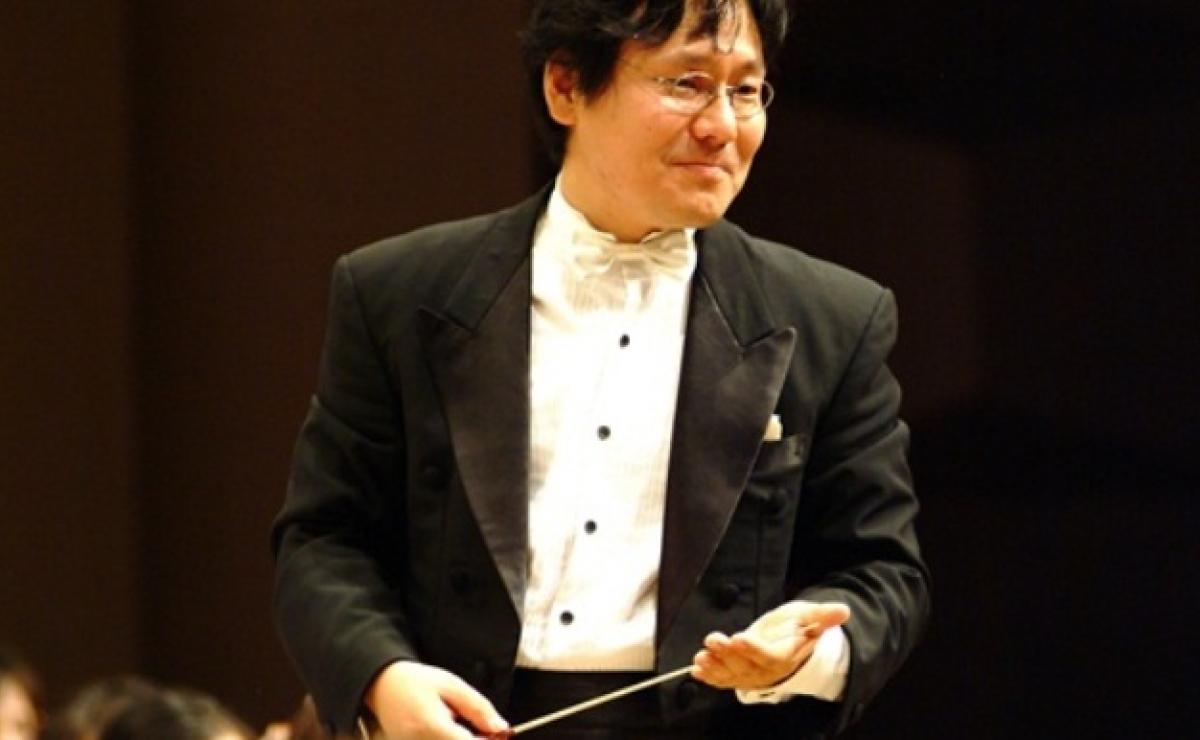 Famoso director de orquesta coreano dirige Orquesta Sinfónica Nacional