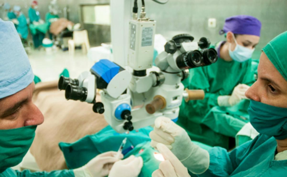 Nuevos equipos para tratamiento del glaucoma en el Instituto Cubano de Oftalmología