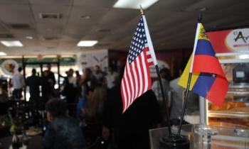Venezolanos en Florida: más cerca de los demócratas pero contentos con Trump