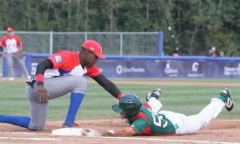 Cuba gana a México con tres jits y clasifica en Mundial Sub-18 de béisbol