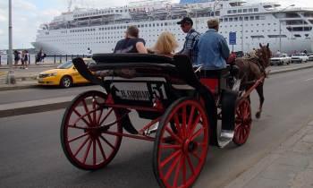 Operadores de cruceros dicen no sufrir pérdidas por viajes a Cuba