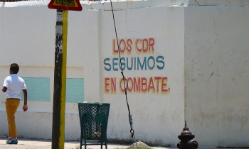 Vigilarán que nadie rompa las listas de los candidatos a las elecciones exhibidas en calles de Cuba