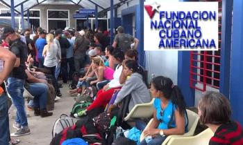 FNCA destinó casi 400,000 dólares al apoyo de la oposición en Cuba en 2016