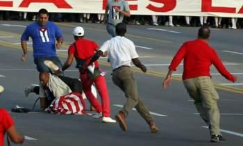 Se desconoce paradero del cubano que protestó en la marcha del 1ro de mayo