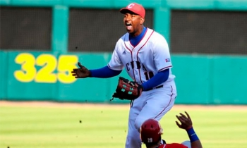 Granma sufre ante las Águilas de Zulia su primera derrota en la Serie del Caribe de Béisbol