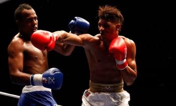 Domadores barren a Heroicos de Colombia y lideran Grupo América de VII Serie Mundial de Boxeo