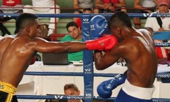 Comienza este martes la final de la Serie Nacional de Boxeo