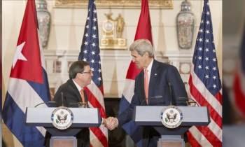 USA presiona y Cuba baja el tono
