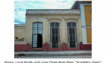 """Juan Cham-Bom-Bian: """"el médico chino"""" de Cuba"""