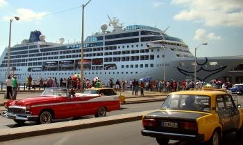 Los cruceros compensan la reducción de vuelos a Cuba de las aerolíneas de EE.UU.