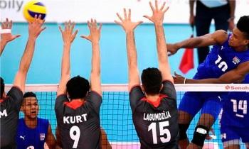 Cuba derrota a Irán en inicio de segunda fase del Mundial de Voleibol sub-21