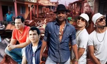 Descemer y Buena Fe se suman a los conciertos solidarios de Yomil y El Dany por los afectados del huracán en Cuba