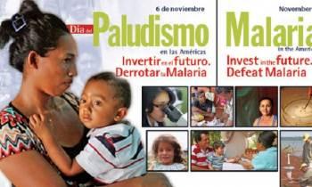6 de noviembre, Día del Paludismo en las Américas