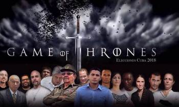 "La oposición cubana: una mala temporada de ""Game of Thrones"""