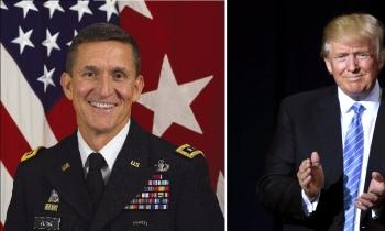 """Trump pudiera indultar a Michael Flynn, una de las figuras clave en la investigación de la llamada """"trama rusa"""""""